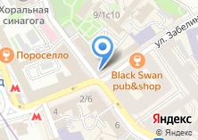 Компания «UpakDigital» на карте