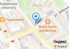 Компания «Импакт-сервис» на карте