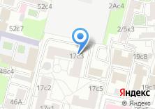 Компания «Денисто» на карте