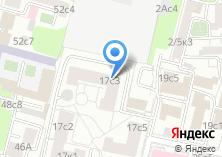 Компания «ПСК ГорСтрой» на карте
