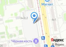 Компания «Пряжа салон рукоделия» на карте