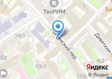 Компания «Стройуниверсалгрупп» на карте