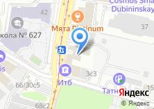 Компания «Ва-банк» на карте