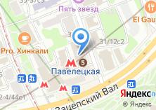 Компания «Русский Консалтинг» на карте