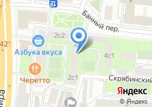 Компания «СВЕТОК» на карте