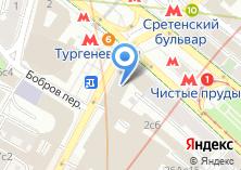 Компания «Управление Федеральной почтовой связи г. Москвы» на карте