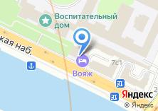 Компания «Финарс банк» на карте