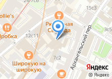 Компания «БЕРЕСВЕК» на карте