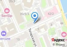 Компания «Женская консультация Городская поликлиника №51» на карте