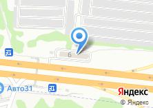 Компания «Koreastok.ru» на карте