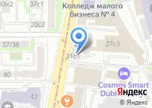 Компания «РН-Карт-Москва» на карте