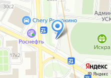 Компания «M-r car» на карте