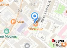Компания «Трудовая доблесть России» на карте