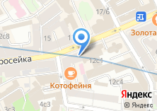 Компания «Котики и люди» на карте