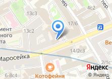 Компания «МАРКО» на карте