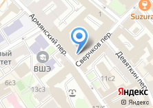 Компания «БАЗИС БУХГАЛТЕРИЯ» на карте