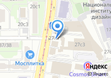 Компания «4adventure.ru» на карте