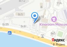 Компания «Европанорама» на карте