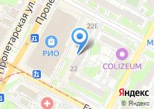 Компания «Drova» на карте