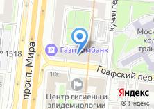 Компания «Клиника этнотравника Фадеева онлайн» на карте