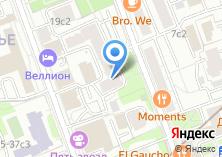 Компания «Alcina» на карте