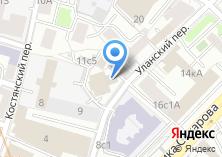Компания «Храм святителя Николая Мирликийского в Дербеневе» на карте