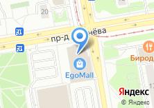 Компания «Тик так» на карте