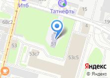 Компания «ИНЭКБИ» на карте