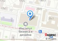 Компания «Институт бизнеса и дизайна» на карте