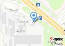 Компания «Фармфирма Сотекс» на карте