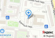 Компания «Академия Консалтинга» на карте