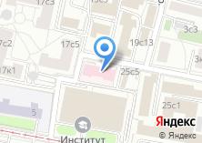 Компания «Городская поликлиника №137» на карте