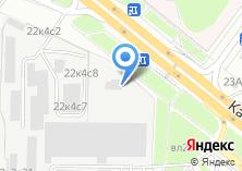 Компания «Картек» на карте