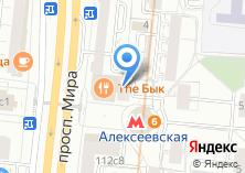 Компания «Копирка» на карте