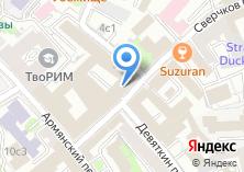 Компания «Бизнес-портрет Ярославской области» на карте