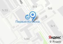 Компания «Перспектива+» на карте