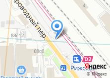 Компания «Ржевская» на карте
