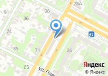Компания «Катод-Т» на карте