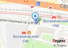 Компания «Яуза-1» на карте