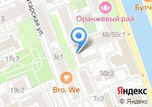 Компания «Балсат-Москва торговая компания» на карте