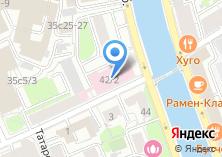 Компания «Городская поликлиника №51» на карте