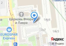 Компания «Экселент» на карте