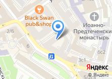 Компания «Мосгорсервис» на карте
