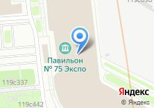 Компания «ЛигаСтрой» на карте