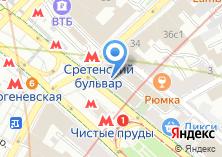 Компания «Рос-Тур» на карте