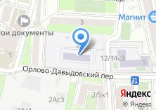 Компания «Детский сад №879» на карте