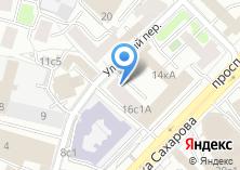 Компания «Джаз Клуб Игоря Бутмана» на карте