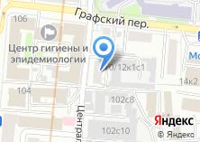 Компания «Окослав» на карте