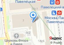 Компания «Рэйл-Логистик» на карте