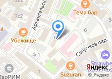 Компания «Эф-ТЭК» на карте